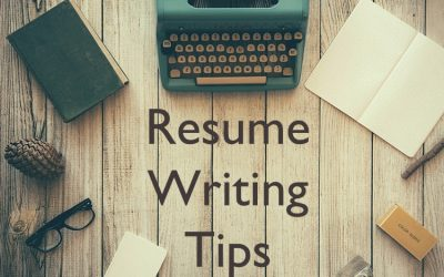 6 Tips for Writing an Effective Resume