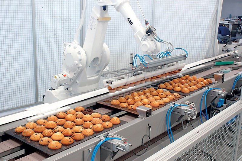 How COVID-19 has accelerated the adoption of automation in the food industry